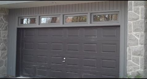 Faire installer une porte de garage quel est le c ut for Cout porte garage